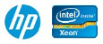 HP and Intel Xeon processors
