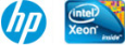 HP and Intel Xeon processor