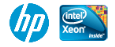 HP - Intel Xeon processors