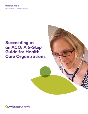 Accountable care organization research paper