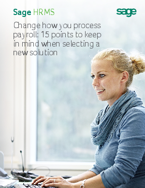 Change How You Process Payroll: 15 Points to Keep in Mind ...