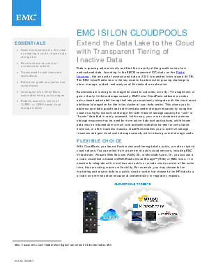 Integrate EMC Isilon - EventTracker