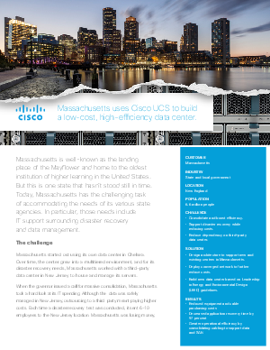 cisco ucs case studies Case study: simplifying disaster recovery with offsitedatasync and cisco   with cisco ucs and veeam availability suite integration, disaster recovery.