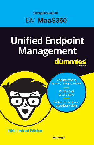 UEM For Dummies eBook - National Health Executive Research